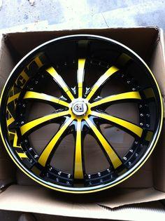 Custom Lexani wheels- WHEELEMPIRE.com