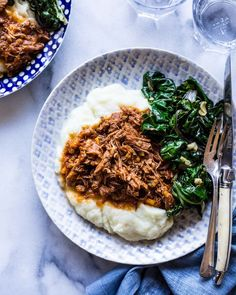 This Lamb Ragu is Whole30, Paleo, gluten-free & every bit as flavourful as traditional versions. Thanks to the Instant Pot it takes half the time to cook.