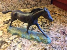 Franklin Mint Great Horses of The World Thoroughbred 1989 | eBay