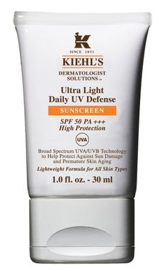 Ultra Light Daily UV Defense