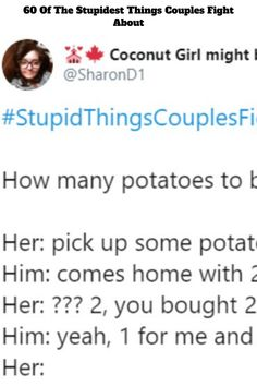 60 Of The Stupidest Things Couples Fight About #stupid #couples #ridiculous Wtf Funny, Funny Fails, Funny Memes, Hilarious, Funny Today, Celebrity Memes, Severe Storms, Trending Photos, Funny Comics
