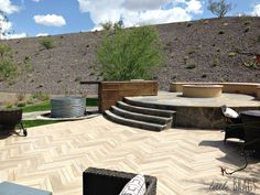 Back From Vaca With Tons of Inspiration from Model Homes in Arizona