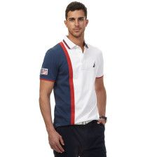 Slim Fit Pieced Deck Polo Shirt - Bright White. Get Sizzling discounts up to 50% Off at Nautica using Coupon and Promo Codes.