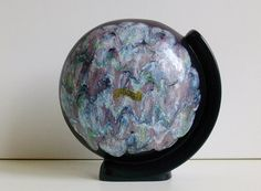 Very rare Ruscha keramik ceramic vase designed by vintage2remember, €65.00