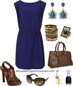 """""""Simple but classy!"""" by ana-isabel-figueira on Polyvore"""