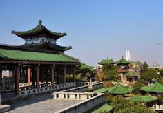 nanchang china | Nanchang City landmark - Pavilion of Prince Teng . Where we met our youngest daughter for the first time.