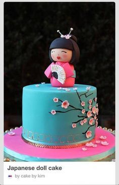 japanese inspired cake - Google Search