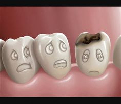 Hi! As a mother and a dental assistant. I have seen true horror story's with children's teeth due to the false Internet facts. Three easy steps to keep your child's teeth healthy: 1.Brush 2.Floss 3.Regular Dental Visits to a Dentist Photo from and useful information visitshttp://www.worldrepor...