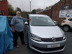 "A returning customer Dennis stopped by for a re-programme of a Tunit Advantage II to be fitted to his new VW Sharan 2.0 TDI.   The Advantage gives him improved performance and economy. ""With a Tunit you are in a higher gear everywhere you go""  • 170 bhp to 201 bhp • 258 lbs/ft of Torque to 297 lbs/ft • Emissions Reduced • Fuel Economy Increased  Message us on FB or info@tunit.com 01257 274100 for your local Dealer"