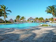 Playa Pesquero All-Inclusive resort near Guardalavaca, Cuba. Flights come in to Holguin. Some of the best tropical coral reef snorkeling in Cuba - right off the beach.