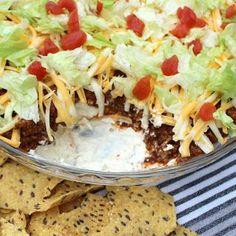 Taco Dip I.