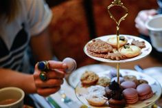 Royal Occasion at The Dandelion. Philadelphia, pub with afternoon tea, Brunch, dandelionpub.com