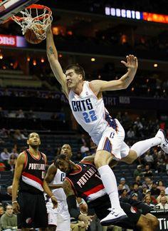 04b4b98e18a Byron Mullens - Charlotte Bobcats Lamarcus Aldridge, Charlotte Hornets,  Portland Trailblazers, Nba Players