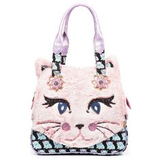 With the latest bags and accessories from top brands our range of handbags and other bits and bobs are perfect for completing your look. Irregular Shoes, Irregular Choice, Unique Purses, Cute Purses, School Bags For Boys, Cat Bag, Latest Bags, Pink Handbags, Beautiful Handbags