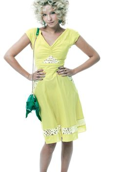 ZAC Zac Posen Spring 2012 Ready-to-Wear Fashion Show Collection