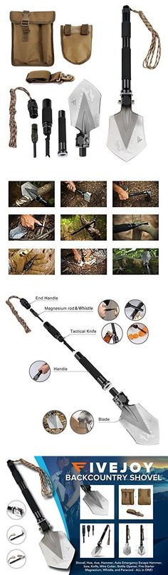 Camping Shovels 75233: Survival Compact Military Folding Shovel Entrenching Tool Hiking Backpacking -> BUY IT NOW ONLY: $93.68 on eBay!