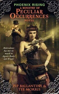 NZ Steampunk authors