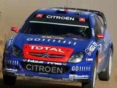 2006 - Sébastien Loeb (Citroën Xsara WRC)