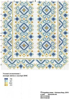 Blue and Yellow design