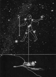 Orion - as above, so below...
