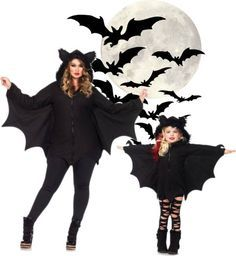 Mom and Daughter Costume Ideas #Halloween #costumes