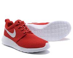 buy online 0aa51 87a31 Beste Nike Roshe One Wit Rood Zomer Online Meisjes Schoenen €45,08  VERZENDING VIA DHL