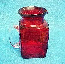 Red Turquoise, Aqua, Pressed Glass, Perfume Bottles, Image, Water, Perfume Bottle