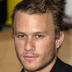 heath ledger... one true love.