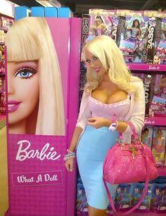 Real life Barbie