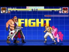 Sweet Tooth The Killer Clown & Seto Kaiba VS Jin The Wind Master & Pinkie Pie In A MUGEN Match This video showcases Gameplay of Sweet Tooth The Killer Clown From The Twisted Metal Series And Seto Kaiba From The Yu-Gi-Oh! Duel Monsters Series VS Jin The Wind Master From The Yu Yu Hakusho Series And Pinkie Pie From The My Little Pony Friendship Is Magic Series In A MUGEN Match / Battle / Fight