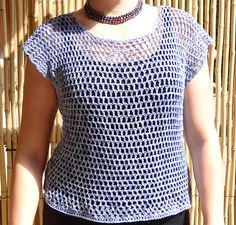 Ravelry: Helena's summer top by Helena LB