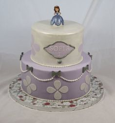 Sophia the first cake - Google Search