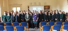 Girls at Kilgraston,one of boarding schools Scotland, have been inspired to become geologists after a talk by a Canadian academic who is currently hunting for diamonds in the Arctic! http://www.kilgraston.com/latest-news/diamonds-arctic/11129/