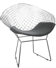 Silla Diamante por Harry Bertoia