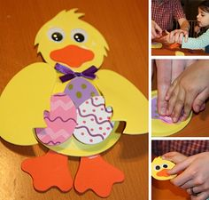 easter craft | easter arts and crafts for kids - craftshady - craftshady