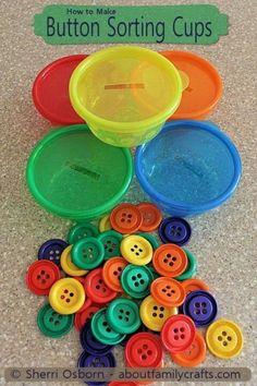 Button sorting Mehr