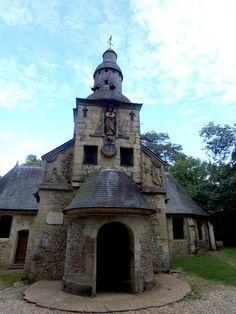 l'église Notre Dame de Grace. Honfleur. Normandie