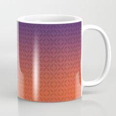 Gradient #1 (By Salomon) #mug #design #breakfast #desayuno #taza #kitchen #cocina #diseño #painting #art #mix #decor #decoration #interior #breakfast desayuno #coffee #tea #marble #texture #patter #mosaic #mosaico #stars #universe #gradient #sunset #love #retro #society6 @society6
