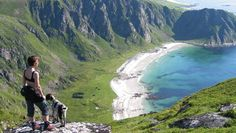 The coastal trail on Andøya in Norway - Photo: Ragnhild Gundersen