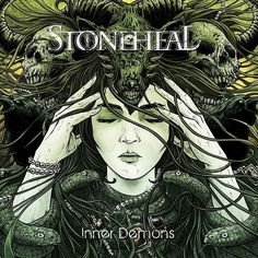 Stonehead album cover