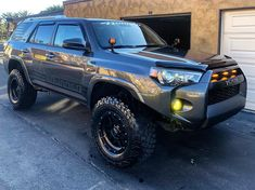 Taking the gen to mammoth in june 🏔 Break her in a bit. just need a BMC from and she'll be set! Toyota 4runner Trd, Toyota 4x4, Toyota Trucks, Toyota Tacoma, Jeep Truck, Pickup Trucks, My Dream Car, Dream Cars, 4x4 Camper Van