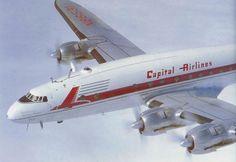 [c/n 2068] [may46-1983] [L049] Lockheed Constellation [N86531] [Capital Airlines] [jul50] [jun61] [Capitaliner United States]