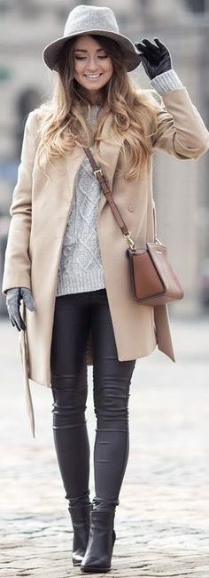 Street Style Fashion Winter Outfits to Copy Right Now