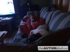 So much for sleeping tonight :(  How many night of sleep can one miss out on before going crazy?  http://www.theautismdad.com/2016/07/12/so-much-for-sleeping-tonight/  Please Like, Share and visit our Sponsors  #Autism #AutismSpectrum #SingleParenting #AutismAwareness #AutismParenting #Family  #SpecialNeedsParenting  #Ohio #SpecialNeeds #Parenting #ParentingAdvice #�