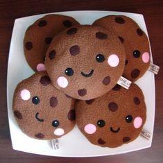 OMG Cookie Plushies OM NOM