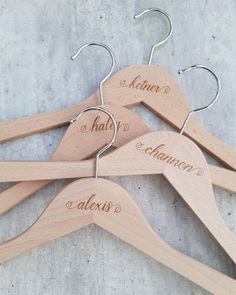 ⭐⭐⭐⭐⭐ 'The hangers turned out absolutely beautiful! They came quickly and all arrived in perfect condition. They were the perfect addition to our dresses hanging together before the wedding and such a cute photo op!' • • • • • #bridesmaidhangers #personalizedhangers #bridesmaidgift #bridalshowergift #bridalpartygifts #bridesmaids #bridalshower #bridalparty #giftideas #bridesmaidideas #bridesmaidgiftideas #bridesmaids #personalizedgift #customhanger #bridesquad #weddinggifts #bridesmaidhanger Bridesmaid Hangers, Wedding Hangers, Bridesmaid Gifts, Bridesmaids, Personalized Hangers, Personalized Wedding, Wedding Gifts, Wedding Day, Bride Hanger