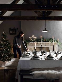 Un Noël à la décoration grise en Angleterre - PLANETE DECO a homes world