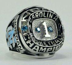 1982 NCAA Men's Basketball Championship Ring