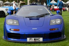 McLaren F1 (Chassis 011 - 2010 The Quail, a Motorsports Gathering) High Resolution Image