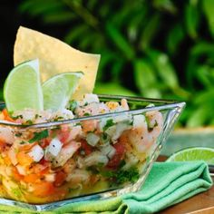 Spicy Crab Ceviche with Peppadew Peppers
